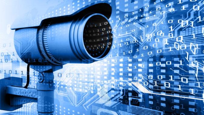 Video Surveillance over Fiber