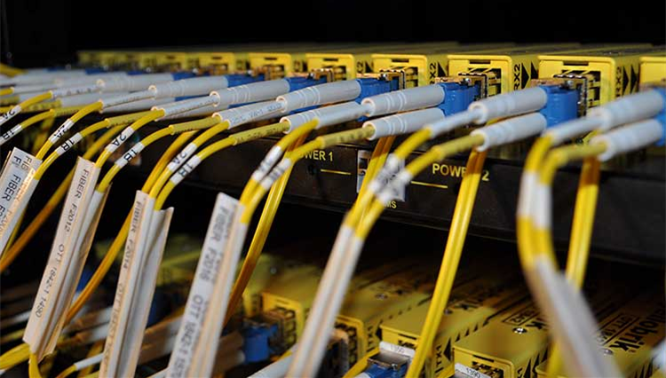 Cabling, Transceivers and High-End Switches